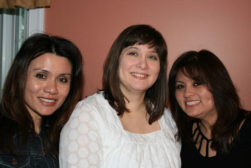 Maripaz, Marianne, Kathy