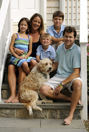 Cote Family Aug. 2008