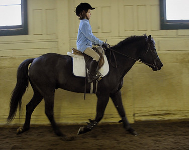 Horseback Jan. 2, 2009