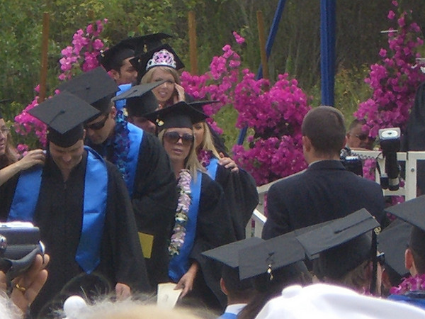 Courtney's College Graduation 2008