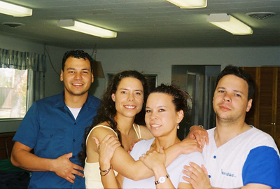 Perez Family Easter 2004