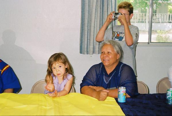 Perez Family Easter 2004