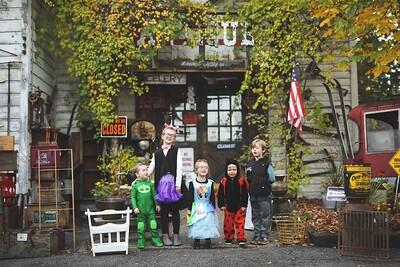 Cousins Halloween