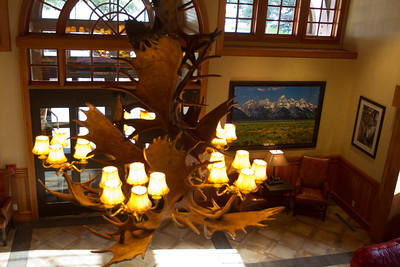 A nice place to stay, and the only one in Jackson Hole that offers a discount for AAA members.