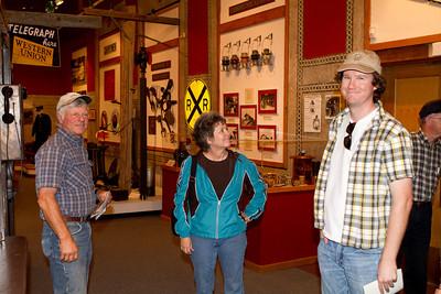 Dave, Teri, and Cory
