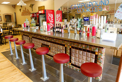 Great soda bar