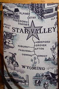 Star Valley was a lovely, storied place with a lot of agriculture and, for a town of 340, a brand new school and church.