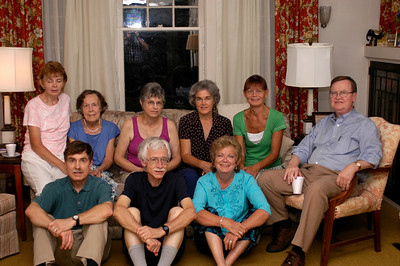 Cousins and family Aug 2008