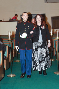 Zach with Mom Melinda Cryer Pefflly