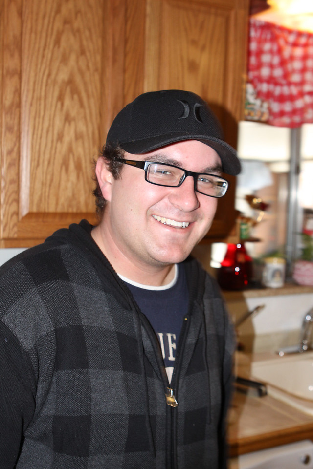 Michael Koros, Aunt Jean's great-grandson