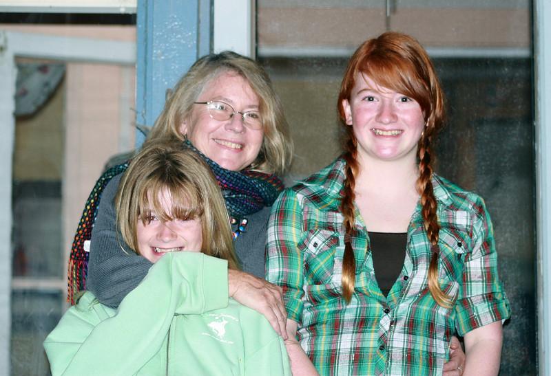 Farlin, Maureen and Riley, 11-06-2010