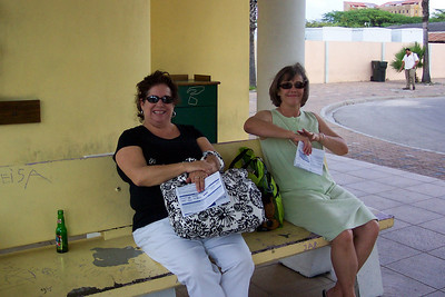 Evelyn & Caron, Aruba