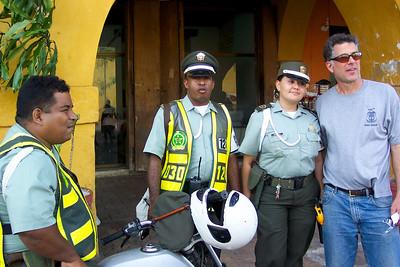 Cartagena police find new leader (Scott)