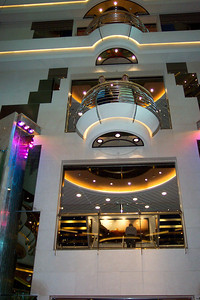 Jewel of the Seas' balcony