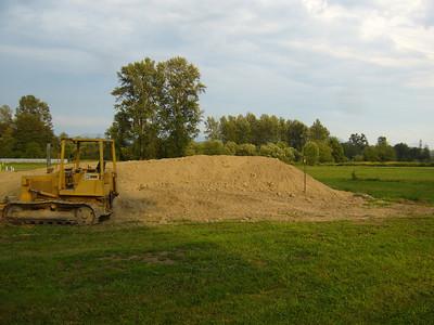 Critter Pad Construction