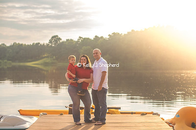 Crocket Park Family Photos