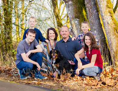 Crossen Family 2013