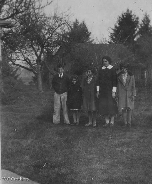 20090102-Geo, Irene, Carmel, Delphine, Carole 1932-1099SM
