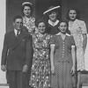 20090102-Geo, Carole,Delphine,Katherine,Carmel,Irene 1943-1098SM