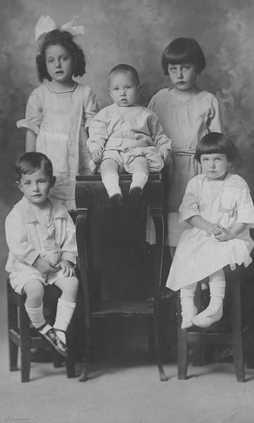 20090102-Geo,Delphine,Norbert, Margaret,Marcella 1921-1100SM