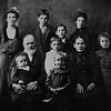 20090119-August and Barbara Kemmerich (Back) Mary, Joe, John and Anna; baby Mark, Clara, Julius, Kathryn 1902 before last child Alphonse-1371SM