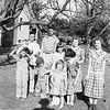 20090113-Vince holding Rob, Warren Zielinski, Barb, Ramona, Yvonne, Jerry in hat, Kathi, Joanne 1954-1310SM
