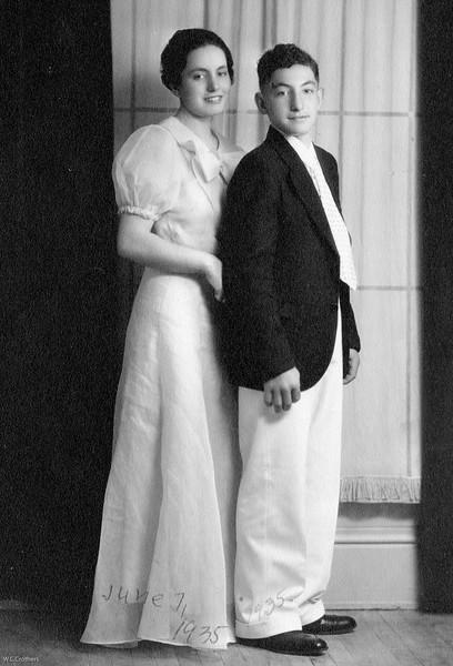 20090107-Delphine and George HS grad 1935-1188SM