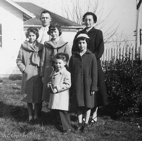 20090115-Yvonne, Ernie, Ramona Jerry, Joanne and Carmel in 1955-1358SM