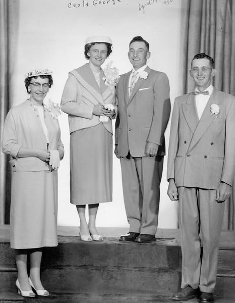 20090107-George Stupfel and Cecelia Duda wedding April28,1956-1202SM