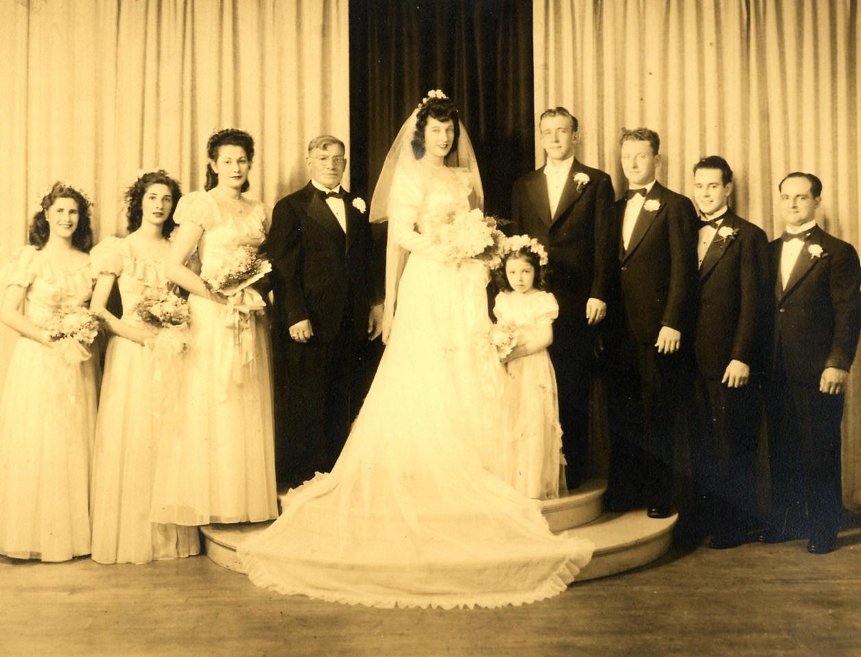 Ann La Civita & Stan Farington Wedding