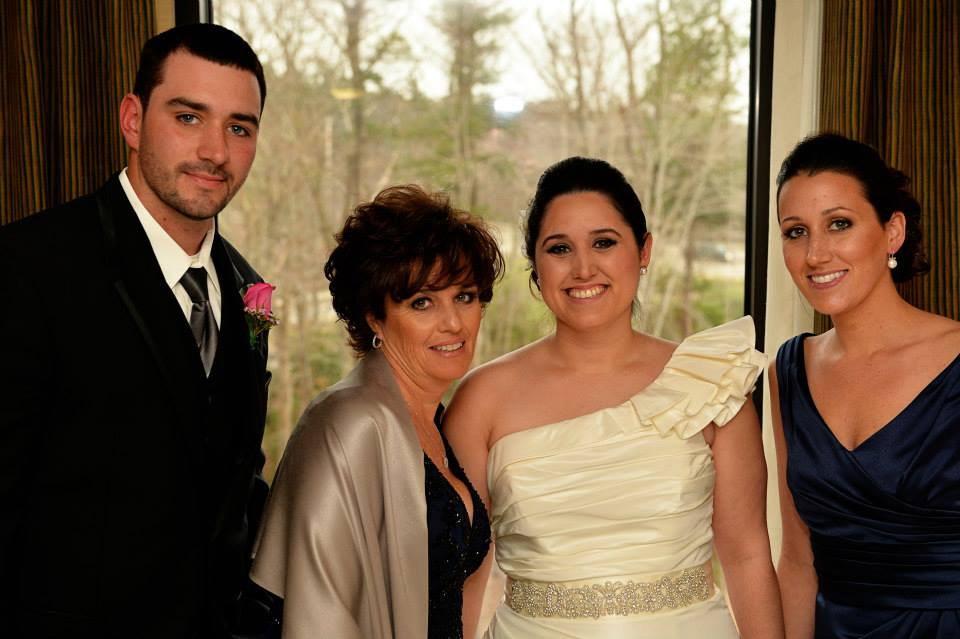 Anthony, Patty,Jessica and Gina La Civita