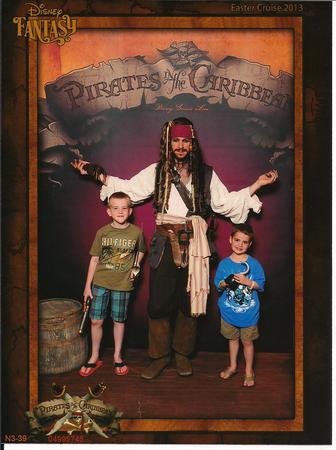 Cruise Portraits 2013