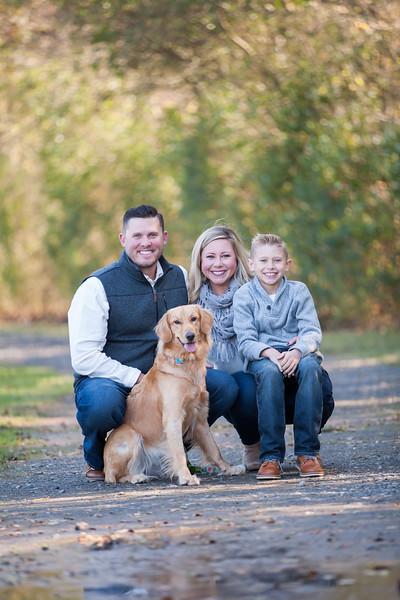 Crutchley Family Fall 2017