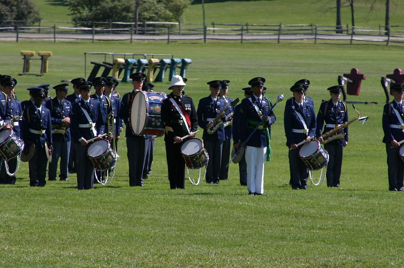 Band unit on review September 19