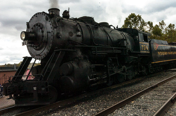 Cumberland Train