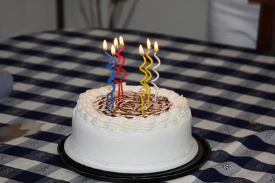 La torta...