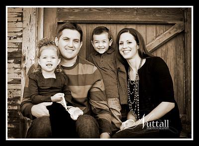 Curran Family 013sepia