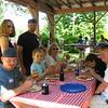 Tracy's family!