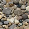Beach Stones at Barnes Park in Eastport, MI