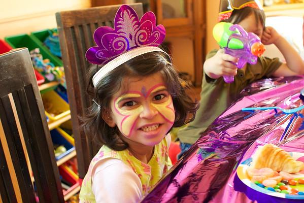 Mirina the butterfly princess