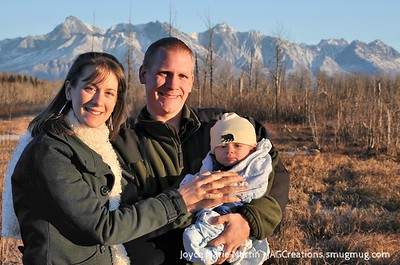 D Martin Family