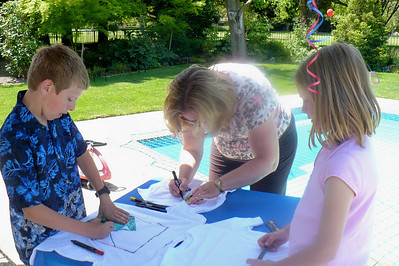 Art project Sencer, Carol, Juliana
