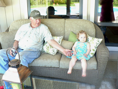 Grandpa and Meredith