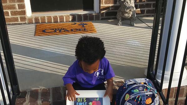 DJ's First Year of Montessori