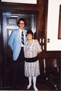pregnant at Passover 1986