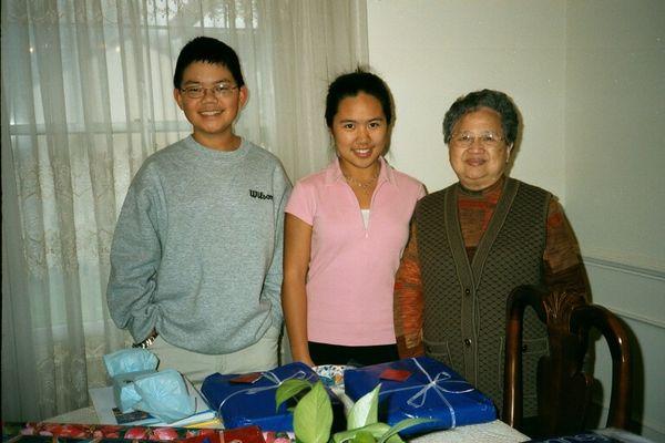 Silo, Muoy Muoy, & Ma Ma, 2002-2003 winter