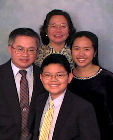 1-26-02 Studio - Da' Fam with blue bg