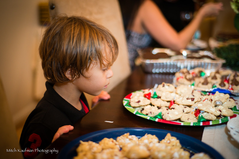 DaSilva-Bretti Christmas Cookie Party 2014-15