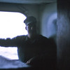March 1965: On board the USS Magoffin (APA-199) en route to Okinawa from Hawaii, Capt. Kenneth W. McCoy poses for the camera. Capt. McCoy was an Air Liaison Officer attached to the 2nd Battalion 4th Marines.