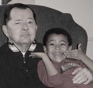 dad and zander 4